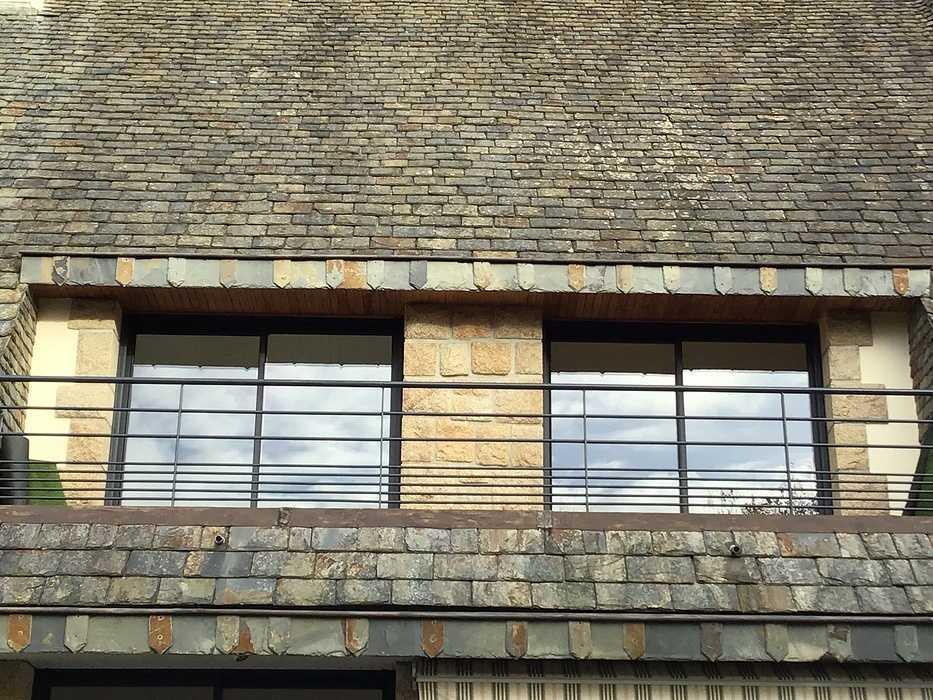 Pose fenêtres coulissantes alu - Concarneau 0