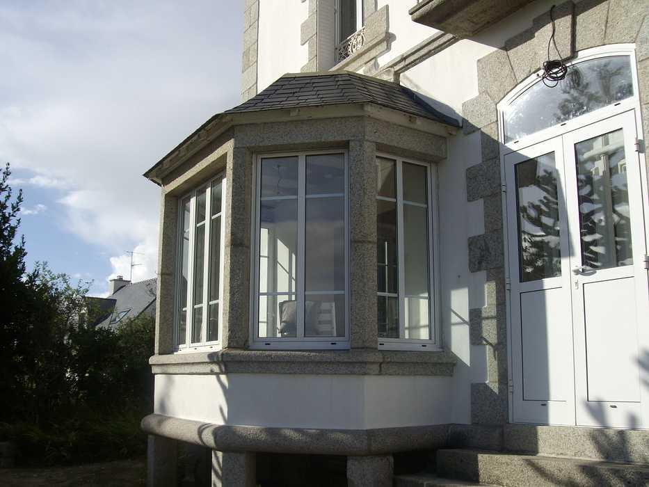 Rénovation fenêtres bow-window 0