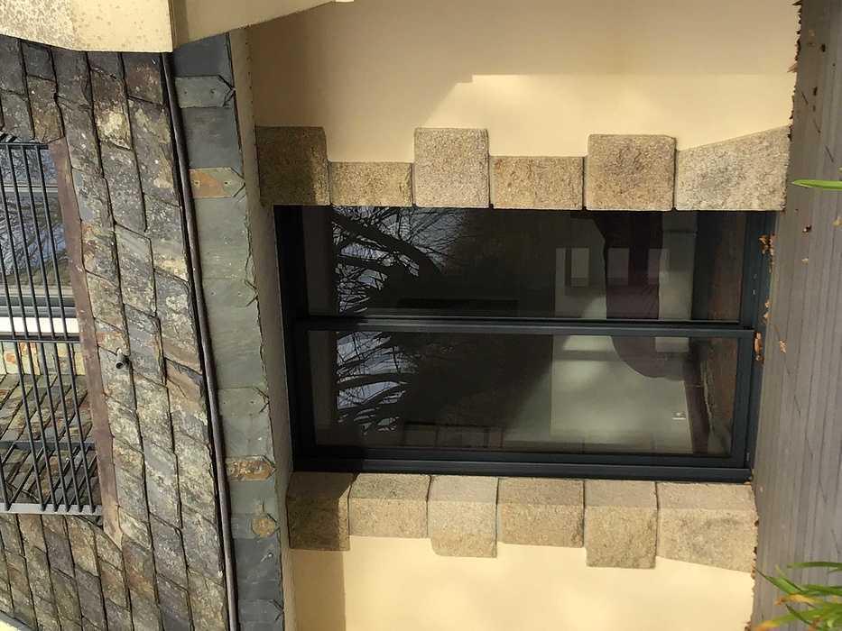Pose fenêtres coulissantes alu - Concarneau coulissantalu