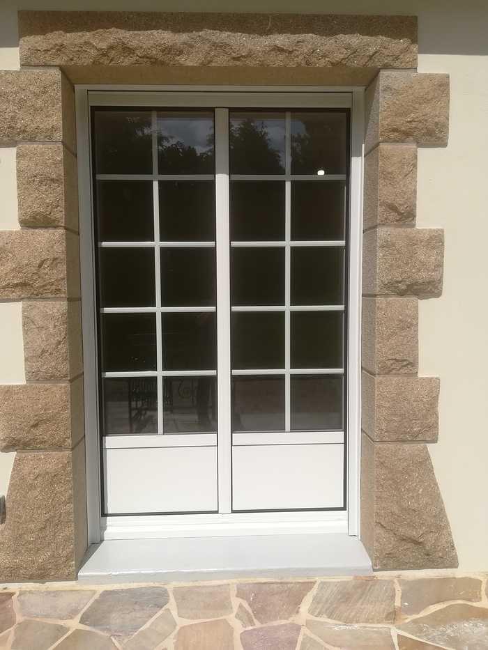 Porte-fenêtres avant / Porte fenêtre alu après envoipapoularpfaluapres1
