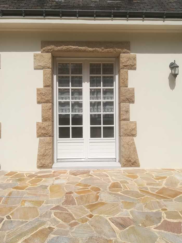 Porte-fenêtres avant / Porte fenêtre alu après envoipapoularpfaluavant1